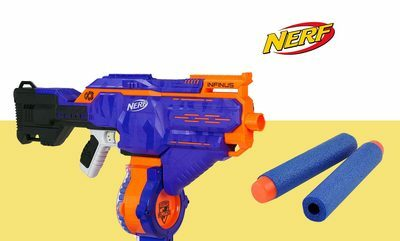 Up to 20% off* NERF Outlet