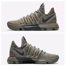 the latest ee7bc 32a96 Nike Mens Zoom KD 10 Lmtd Veterans Day Dark Stucco 897817 ...
