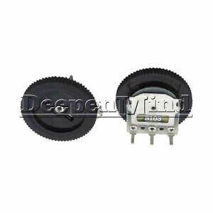 5PCS-B103-10K-Ohm-3-Pin-Single-Linear-Dial-Wheel-Potentiometer-16MM-x-2MM
