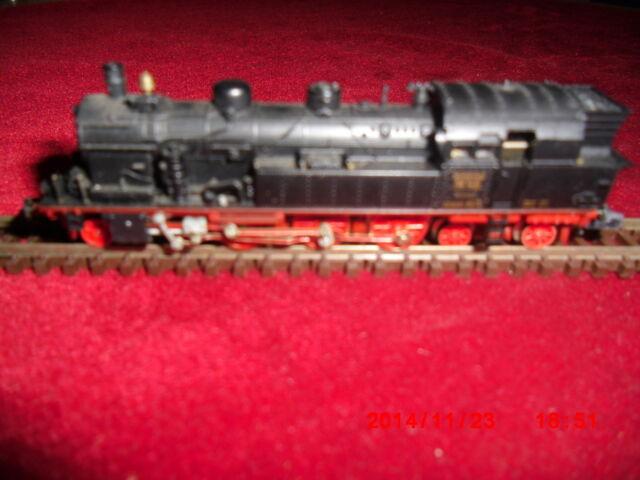 Dampftenderlok der Deutschen Reichsbahn