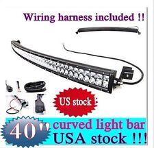 "42"" curved Light Bar Polaris RZR XP900 800 RZR4 Crew XP1000 Ranger 900 800 57042"