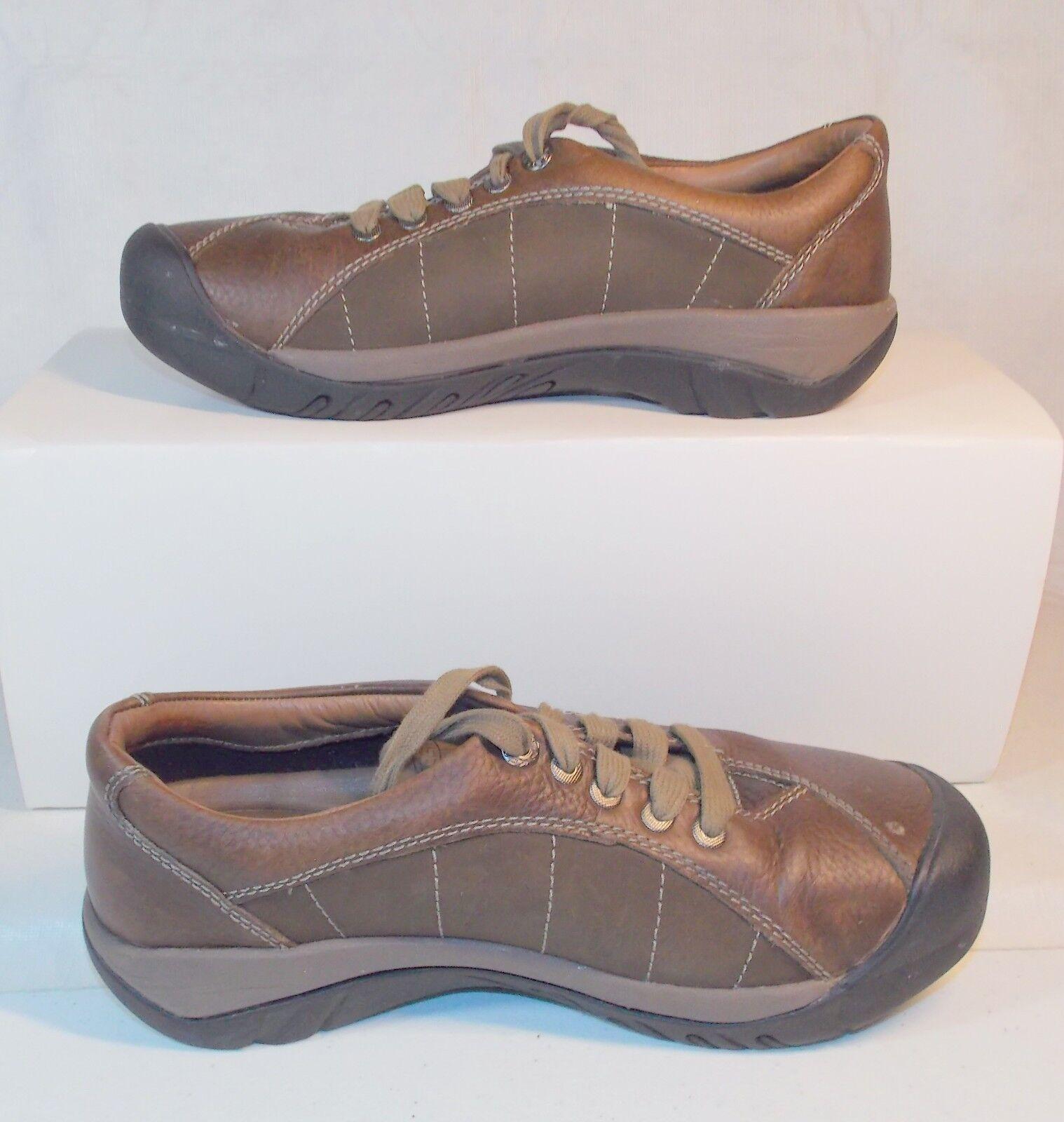 KEEN 1011401 Women's Presidio Hiking Walking shoes Brown Women's US Size 8.5