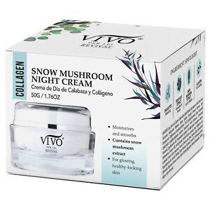 Vivo-Per-Lei-Snow-Mushroom-amp-Peony-Night-Cream-Collagen-Moisturizer-for-Firming