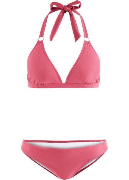 2-tlg Neckholder Bikini Gr. 40 Beere Damen Bademode Badeanzug Zweiteiler Neu Con Le Attrezzature E Le Tecniche Più Aggiornate