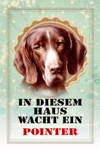 Guard-Dog-Dog-Pointer-Metal-Sign-Signboard-Arched-Metal-Tin-Sign-20-x-30-cm