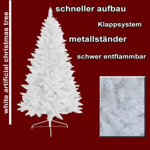 Weihnachtsbaum Künstlich 240 Cm.Details Zu Künstlicher Weihnachtsbaum Christbaum 120 240 Cm Tannenbaum Weiss