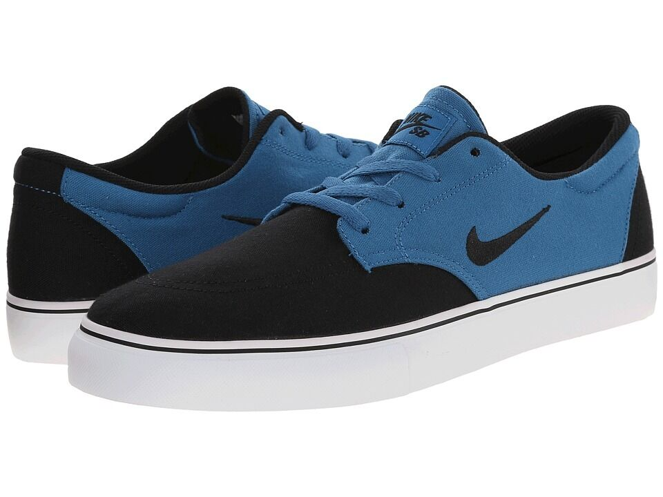 NIKE SB SB NIKE CLUTCH CANVAS SKATEBOARD faible SNEAKER homme chaussures 729825-401 Taille 13 NEW 31d93e