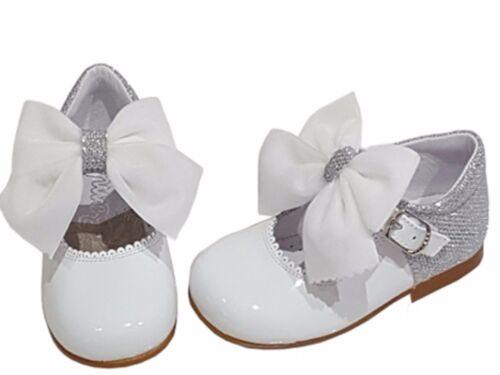 Glitter Bambineli Shoes Stunning Questo Stagionale Bow pqxE8Uwn