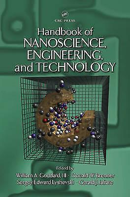 Handbook of Nanoscience, Engineering, and Technology (Electrical Engineering Ha
