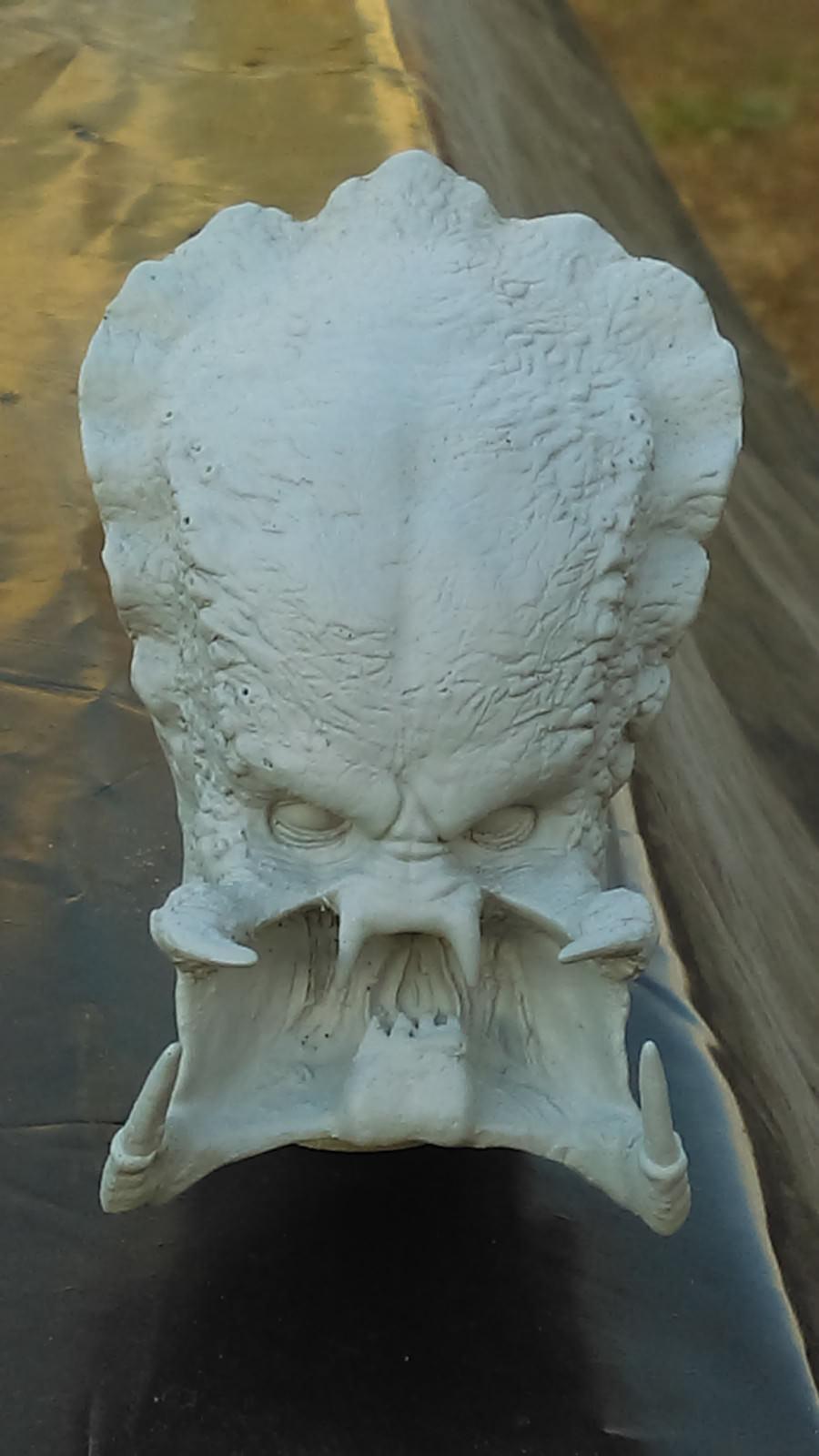 Hot Toys pROTator AVP SCAR CELTIC ANCIENT CHOPPER  custom head resin casting