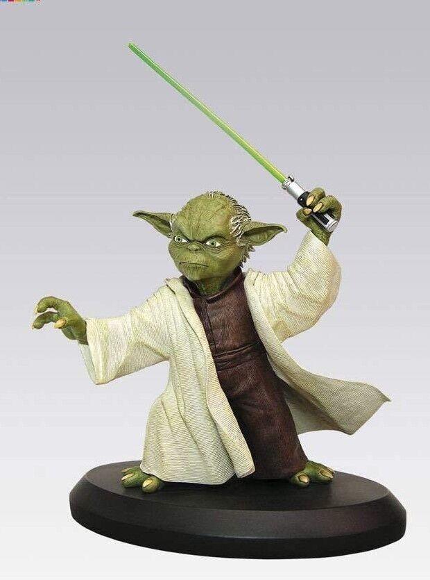 Star Wars - Attakus Elite - Statue Yoda  neuve