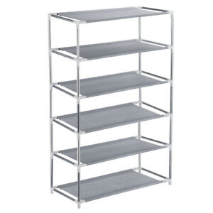 6-Tiers-Shoe-Rack-Stackable-Storage-Stand-Organizer-Cabinet-Shelf-Space-Saving