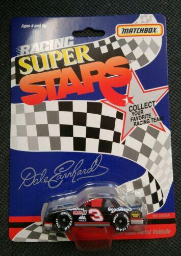 1991 MATCHBOX RACING SUPER STARS DALE EARNHARDT 1:64 NASCAR DIECAST GOODWRENCH