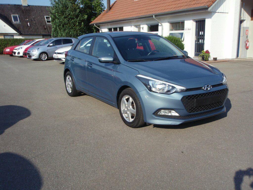 Hyundai i20 1,25 Trend 5d