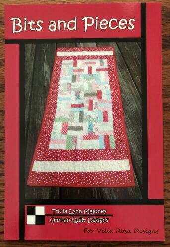 Bits and Pieces Table Topper Pattern