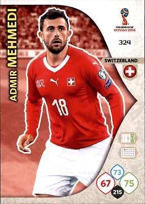 Betrouwbare Panini Wm Russia 2018 - Nr. 324 - Admir Mehmedi - Team Mate