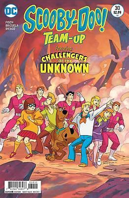 Scooby-Doo Team Up #48 NM 2019 Stock Image