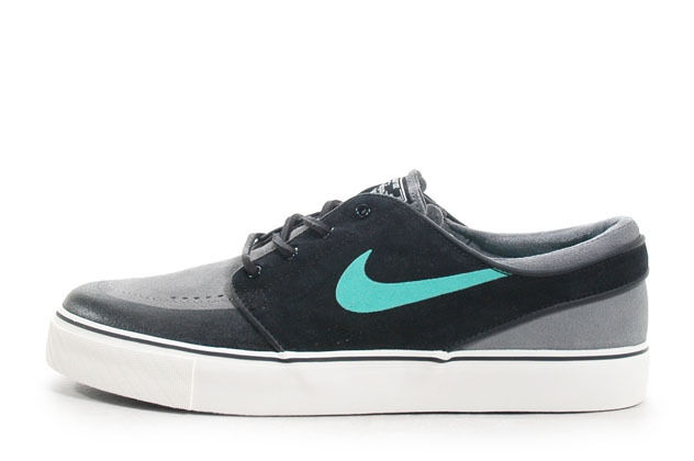 Nike ZOOM STEFAN JANOSKI PR SE Black Crystal Mint 631298-031 (432) Men's shoes