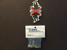 ***XMODS GPM ALUMINUM FRONT GEAR BOXES FOR GEN 1 XM012 BLUE NEW ***