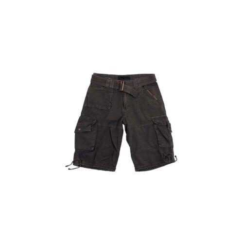 Señores pantalones outdoor shorts cortos wanderhose trekking short corto cinturón sobre tamaño