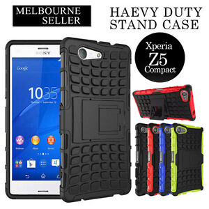 Xperia-Z5-Compact-Heavy-duty-TPU-Shockproof-Kickstand-Armor-Case-Cover