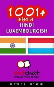 Details about   1001+ Exercises Hindi - Luxembourgish