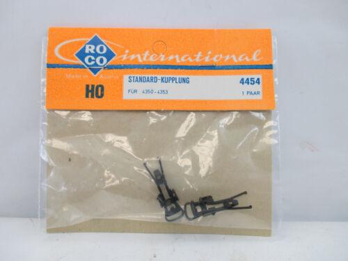 Roco H0 4454 Standard-Kupplung für 4350-4353 1 Paar  FW1620