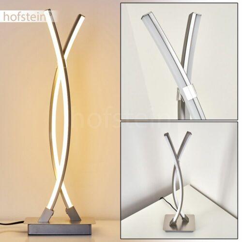 LED Design Wohn Schlaf Zimmer Raum Beleuchtung Nacht Schreib Tisch Lampe Leuchte