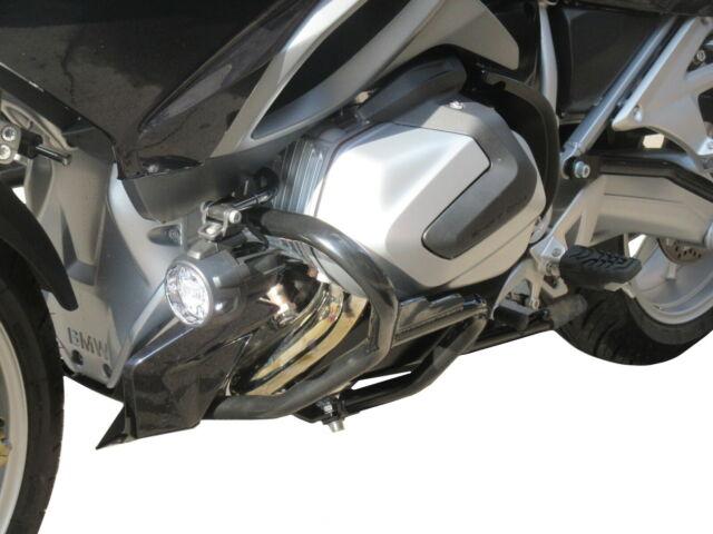 Crash bars defensa protector de motor Heed BMW R 1250 RT - negro