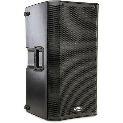 QSC K12 Loudspeaker 1000 Watt System w/ ABS Enclosure, DSP Performance FREE SHIP