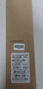 Brand-New-HP-LCD-Black-Speaker-Bar-P-N-NQ576AA-AT-Ori