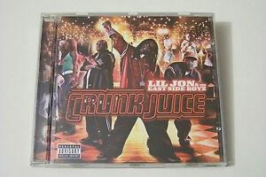 LIL JON & THE EAST SIDE BOYZ - CRUNK JUICE CD 2004 Snoop Dogg Nate Ice Cube Nas