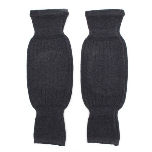 New Womens Winter Thigh Knee Warmers Pads Protector Leg Support Sports Care UK