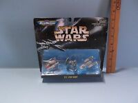 Micro Machines Set Xii Star Wars A-wing ,tie Starfighter/ Y-wing Starfighter
