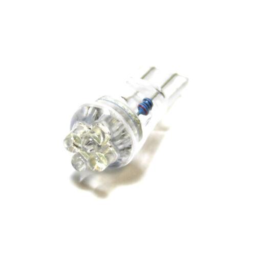 1x Alfa Romeo GT Bright Xenon White LED Number Plate Upgrade Light Bulb