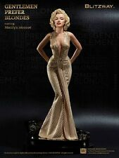 starring Marilyn Monroe-blondes-auction 1/4 scale  Figure,Figurine Toys-40cm
