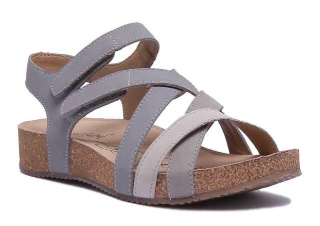 Josef Seibel Tonga 37 - Grau (grey) Womens Sandals 37 EU  69a90c7917
