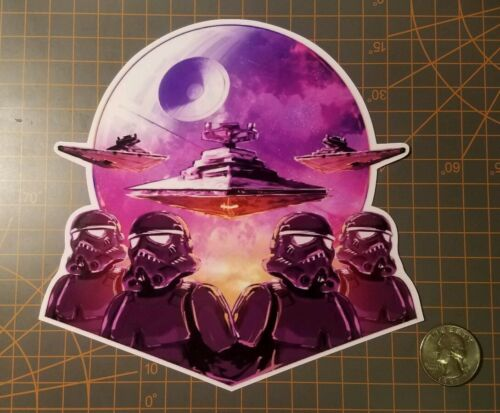 Star Wars Imperial Sticker Awesome