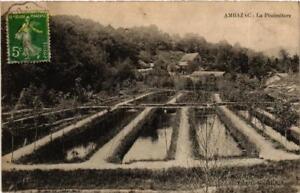 CPA AMBAZAC La Pisciculture (611151)