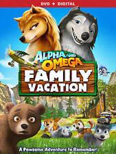 Alpha & Omega: Family Vacation (DVD & ULTRAVIOLET DIGITAL COPY) Brand New sealed