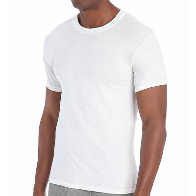 LUK Men's Crew Cut T-Shirts – Combo10 Pack – White/Grey