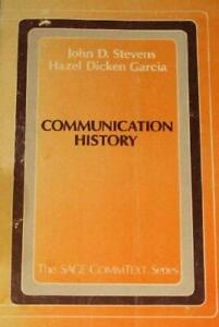 Communication-History-by-Stevens-John-D