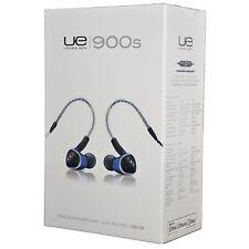 Logitech UE 900s Ultimate Ears Noise-Isolating In Ear Earphones - Blue / Black
