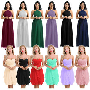 Chic-Womens-Evening-Formal-Party-Cocktail-Maxi-Dress-Bridesmaid-Prom-Ball-Gowns