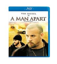 A MAN APART BRAND NEW BLU RAY DISC MOVIE FILM ACTION VIN DIESEL,LARENZ TATE