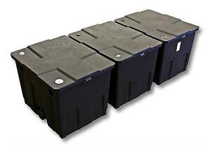 Ttsunsun bio cbf 350c bio filtro per laghetto 90000 l 3 for Filtro x laghetto