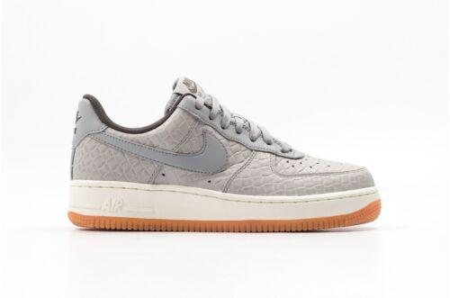 lobo gris 008 Nike Force gris Air 1 '07 mujer de 616725 lobo Zapatillas deporte para n6nOB