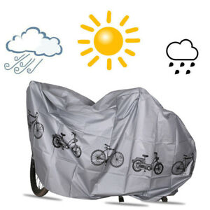 Vélo Cycle Weather Cover sheet