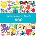 ABC by Bonnier Books Ltd (Board book, 2016)
