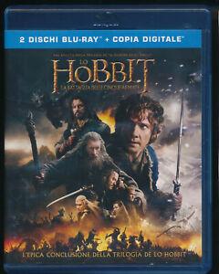 EBOND Lo Hobbit La battaglia delle cinque armate BLURAY + COPIA DIGITALE D392008